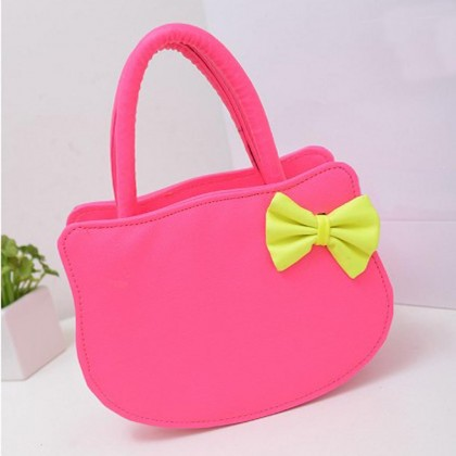 Hello Kitty Neon Pink Bag