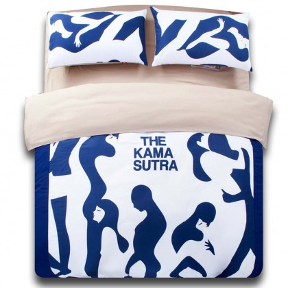 The Kama Sutra Duvet Cover Set