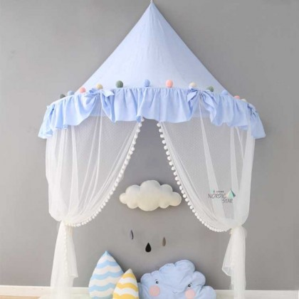 Kids Tent Canopy-Blue