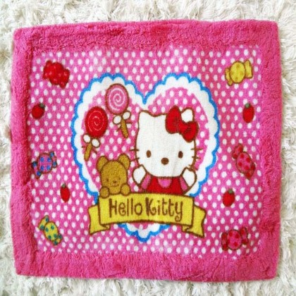Kitty Rug Door Mat C- Final Sale