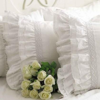 Australian Size 210cm x 210cm duvet cover set White