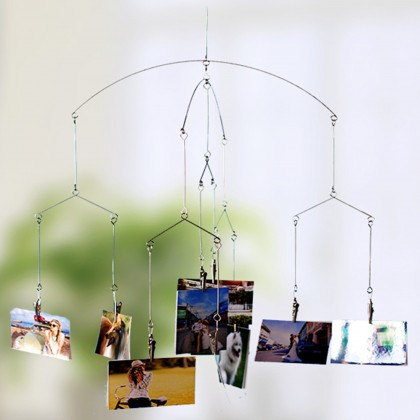 Fun Mobile Photo Hanger