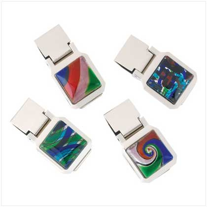 Modern Art Money Clips