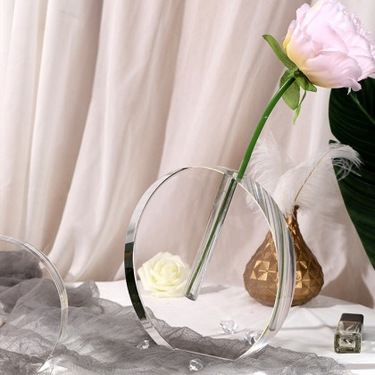 Moon Crystal Vase