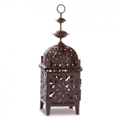 "Moroccan Candle Lantern 12"""