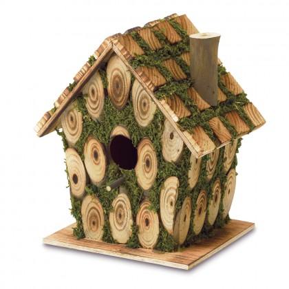 Moss Bird House