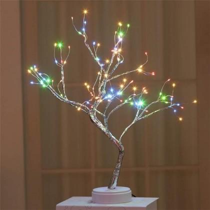 Multi Color Novelty Tree Light
