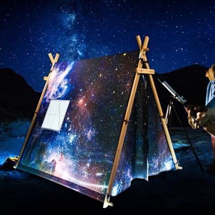 Nebulae Star Galaxy Indoor Camping Tent