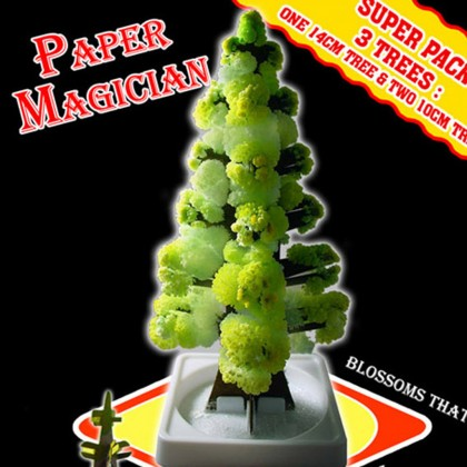 Magic Paper Tree
