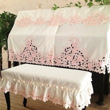Elegant Piano Cover, Pink