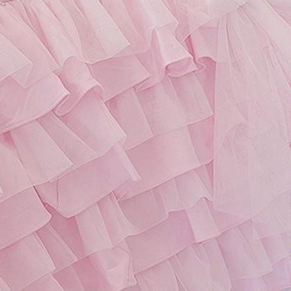 Multi Ruffle Bed Skirt