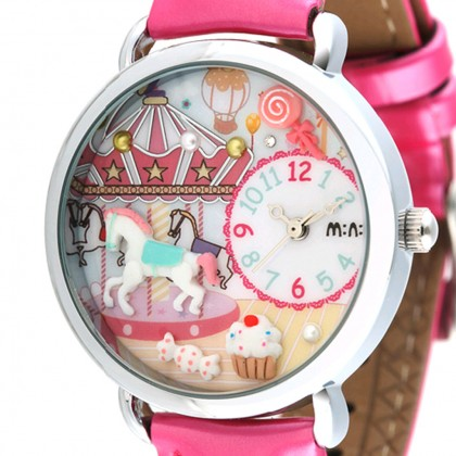 Pony Circus 3D Watch