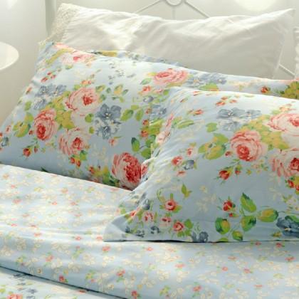 American Beauty Rose Duvet Cover Set