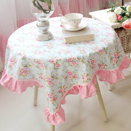 Country Rose Table Topper