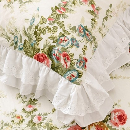 Romantic Roses Duvet Cover Set