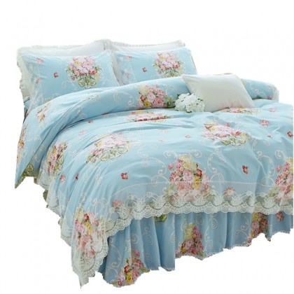 Wonder Rose Duvet Cover Set