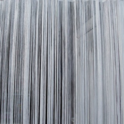 Grey Curtain Panel