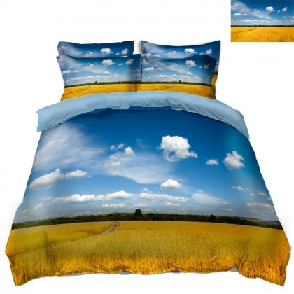 Sky Scenery Duvet Covet Set