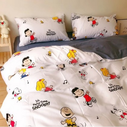 Snoopy Duvet Cover Set