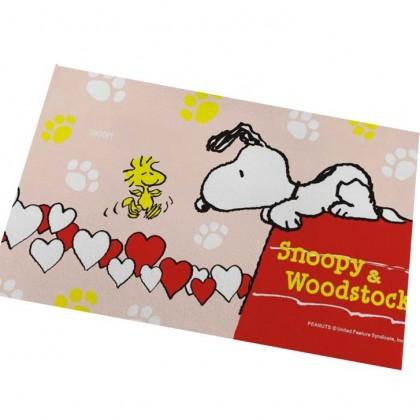 Peanuts Snoopy Floor Mat