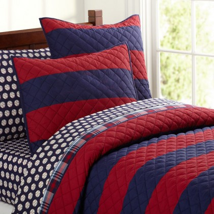 Stripe Quilt Set