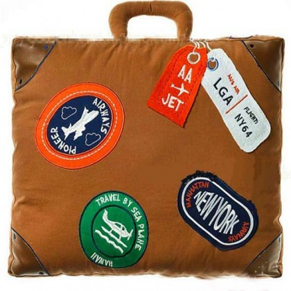 Briefcase Pillow