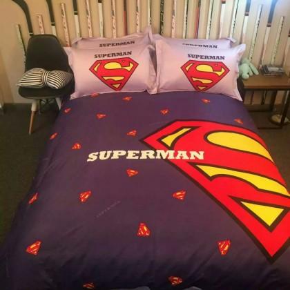 Superman Duvet Cover Set