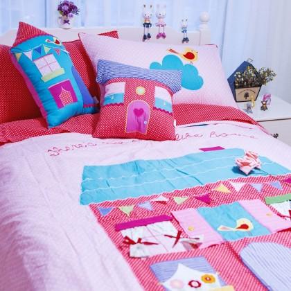 Sweet Home Duvet Cover Set