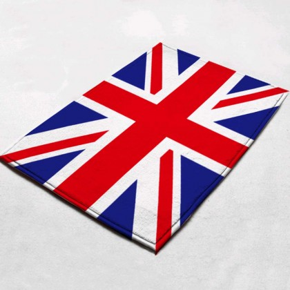 UK Union Jack Flag Doormat Rug