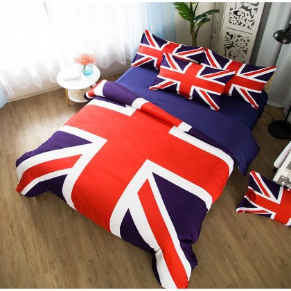 UK Flag Duvet Cover Set