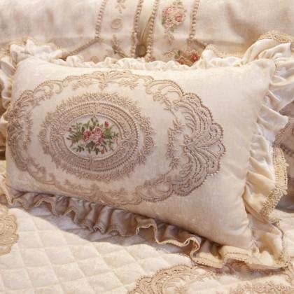 Luxury Victorian Decorative Pillow