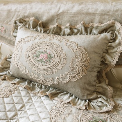 Luxury Victorian Decorative Pillow