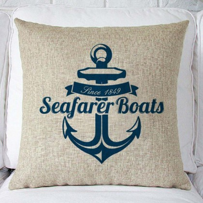Seafarer Boats Cushion Cover