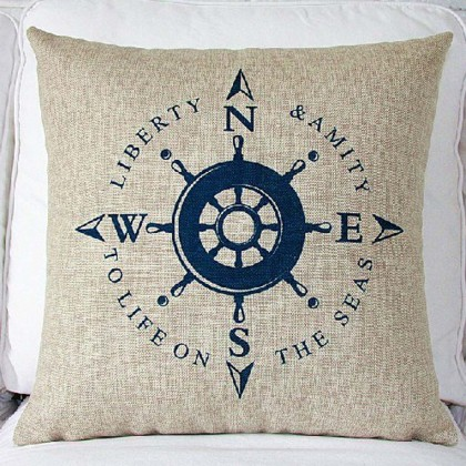 Liberty & Amity Cushion Cover
