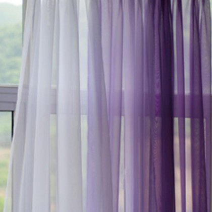 Filder Lavender Gradient Panel Set