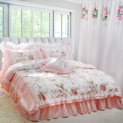 Romance Duvet Cover Set