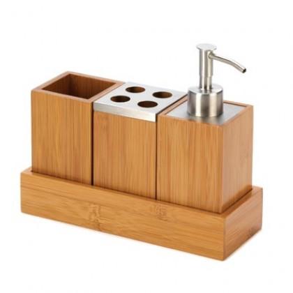 Kyoto Bamboo Bath Trio