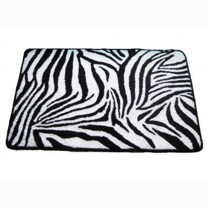 Animal Zebra Stripe Rug