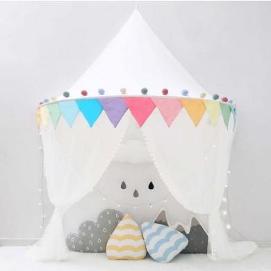 Kids Tent Canopy-Rainbow