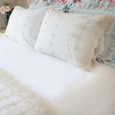 Lace Love Duvet Cover Set