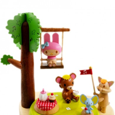 Sanrio My Melody Picnic Music Box