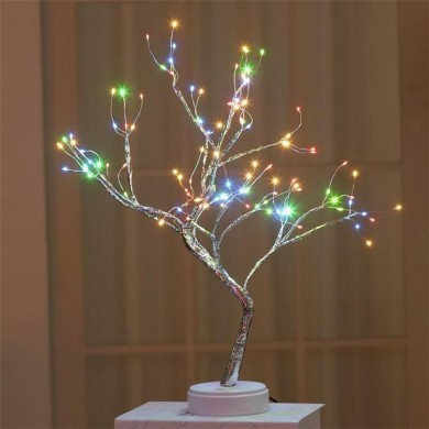 Multi Color Novelty Tree Light