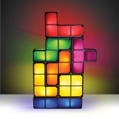 Novelty Tetris Light DIY Toy