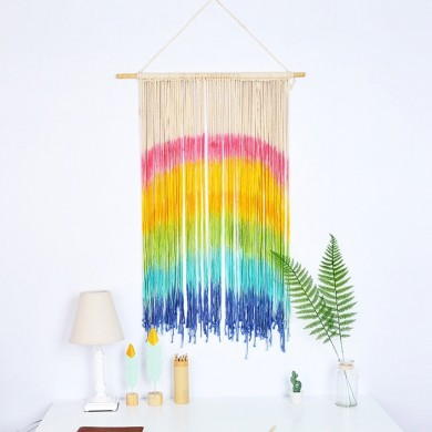 Rainbow Wall Hanging