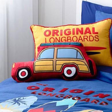 Carton Car Pillow