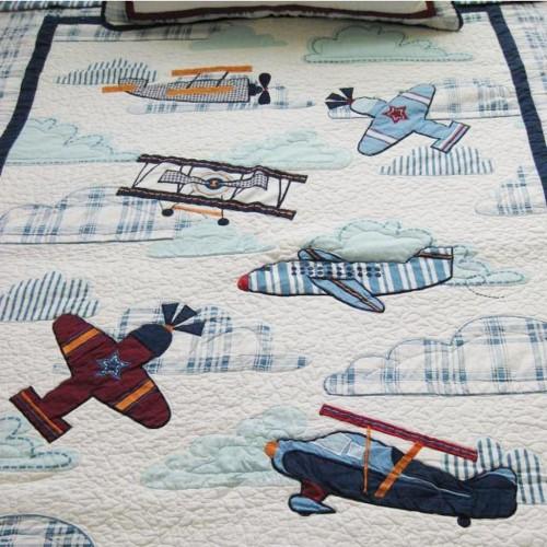 Airplane Qulit