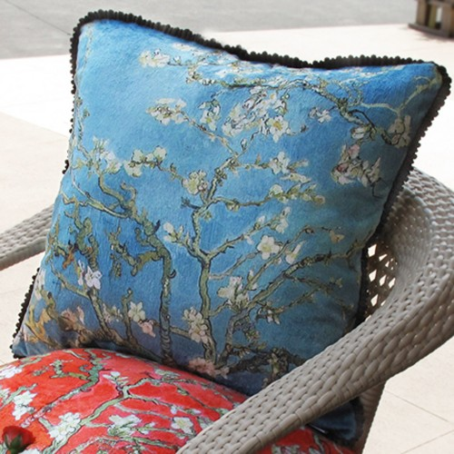 Almond Blossom Cushion