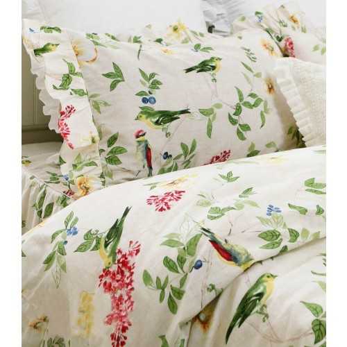 Birds Bedding Set