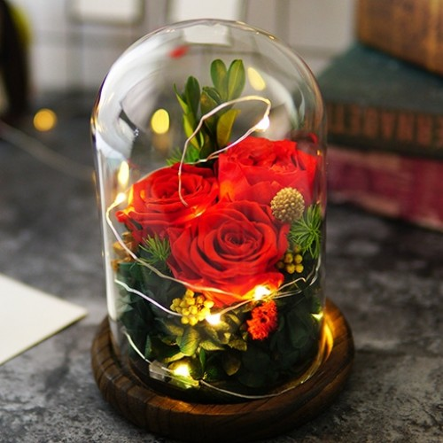Glass Led Night Light