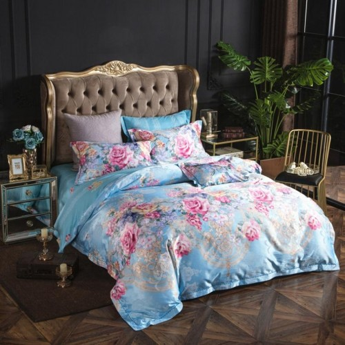 Luxury Jacquard Bedding
